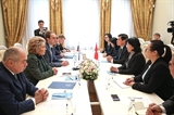 Председатель СФ провела встречу с Вице-президентом Вьетнама