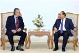 Thủ tướng Nguyễn Xuân Phúc tiếp Tổng thư ký Liên hiệp Công đoàn Thế giới