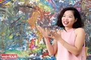 Художественное пространство молодой художницы Ле Жанг