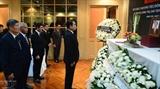 Главы правительства и МИД Таиланда нанесли визит соболезнования в связи с кончиной президента СРВ