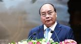 Премьер-министр Нгуен Суан Фук провел встречу с делегатами съезда профсоюзов Вьетнама