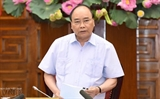 Премьер-министр Вьетнама провёл рабочую встречу с руководителями провинции Лангшон