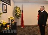 Lễ viếng và mở sổ tang Chủ tịch nước Trần Đại Quang tại LHQ