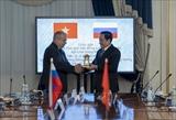 Председатель ЦК Отечественного фронта Вьетнама совершил рабочий визит в Российскую Федерацию
