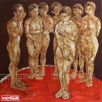 Pinturas contemporáneas reflejan vistas multidimensionales