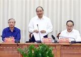 Thủ tướng: Tp. Hồ Chí Minh phải vươn lên ngang tầm với các thành phố châu Á