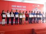 По всему Вьетнаму проходит День донорства крови Красное воскресенье