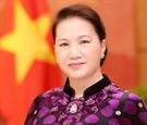 Chủ tịch Quốc hội Nguyễn Thị Kim Ngân lên đường tham dự APPF-27 tại Campuchia