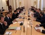 В Москве начались переговоры глав МИД России и Японии