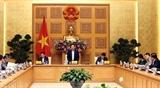 Заседание Межотраслевого руководящего комитета по международной интеграции