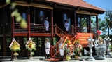 Соcтоялась церемония открытия мемориального дома Президента Хо Ши Мина в провинции Дакнонг