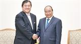 Премьер-министр Вьетнама принял руководителей японских компаний Mitsui и Honda