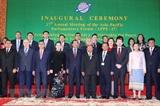 Укрепляется Азиатско-Тихоокеанское парламентское партнерство