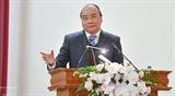 Премьер принял участие в конференции по подведению итогов работы инспекционной отрасли