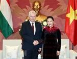 Việt Nam mong muốn Hungary ủng hộ thúc đẩy việc phê chuẩn EVFTA