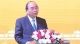 Премьер-министр Нгуен Суан Фук принял участие во Вьетнамском экономическом форуме 2019 года