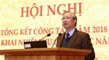 Канцелярия ЦК КВП ставит задачи на 2019 год