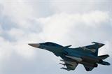 Столкновение двух Су-34 на Дальнем Востоке