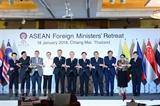 В Чиангмае прошла конференция Министров иностранных дел стран АСЕАН в узком кругу