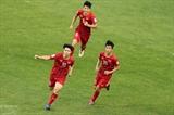 Vietnam avanza a cuartos de final de Copa Asiática 2019