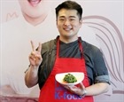 Chef brings the best of Korean cuisine to Vietnam