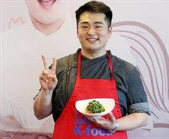 Lee Won IL - đầu bếp đưa tinh hoa ẩm thực xứ Kim Chi đến Việt Nam