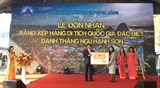 Достопримечательность Нгуханьшон была признана памятником особого государственного значения