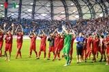 វៀតណាមជាក្រុមបាល់ទាត់តែមួយគត់នៃតំបន់អាស៊ីអាគ្នេយ៍ដែលឡើងទៅវគ្គ៨ក្រុមនៃពាន Asian Cup 2019