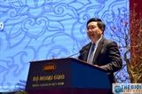 Конференция по подведению итогов работы МИД Вьетнама за 2018 год и определению задач на 2019 год