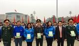 Вьетнамская молодежь всегда помнит завещание Президента Хо Ши Мина