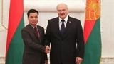 Посол Фам Хай вручил президенту Беларуси верительную грамоту