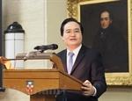 Việt Nam chủ động hội nhập quốc tế trong giáo dục