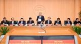 Премьер-министр Нгуен Суан Фук провел рабочую встречу с руководством города Ханоя