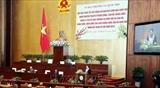 Председатель НС Вьетнама встретилась с бывшими руководителями и депутатами НС