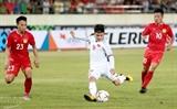 Футболист Куанг Хай был назван лучшим футболистом по итогам группового раунда Кубка Азии 2019