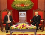 Việt Nam-Australia tăng cường hợp tác song phương và đa phương