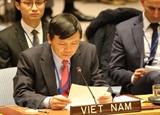 Việt Nam kêu gọi LHQ thúc đẩy sự tuân thủ các nghị quyết về Trung Đông