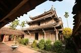 Cuu pham Lien Hoa en la pagoda Giam