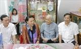 Председатель НС Вьетнама вручила подарки в городе Кантхо по случаю Тэта