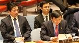 Вьетнам призывает СБ ООН содействовать соблюдению резолюций по Ближнему Востоку