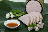 Gio lua delicious Vietnamese ham