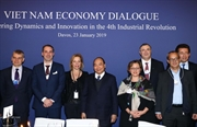 WEF Davos 2019: Consolidating favorable international environment for national development
