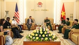 Вьетнам и США наращивают оборонное сотрудничество