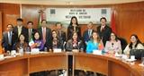 Создана Группа парламентариев мексиканско-вьетнамской дружбы