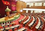 В Ханое прошел 5-й день работы 11-го пленума ЦК КПВ 12-го созыва