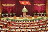 Четвёртый день работы 11-го пленума ЦК КПВ 12-го созыва