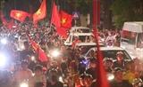 Les médias asiatiques louent la victoire du Vietnam face à la Malaisie