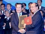 베트남-캄보디아의 국경 관련 협력