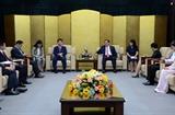 Đà Nẵng tăng cường quan hệ hữu nghị với thành phố Daegu (Hàn Quốc)