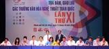 Phát triển bền vững các giá trị văn hóa nghệ thuật Việt Nam